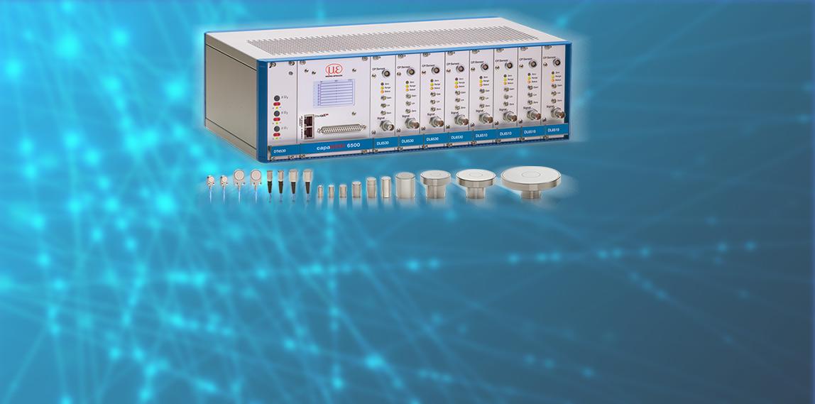 静電容量式変位センサ|SENTEC